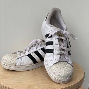 Men's Adidas Superstar Shoe